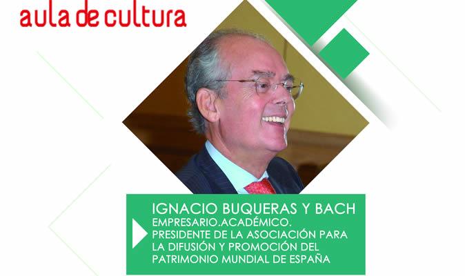 Aula de Cultura con Ignacio Buqueras y Bach