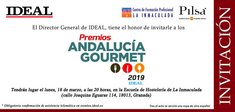Premios Gourmet 2019