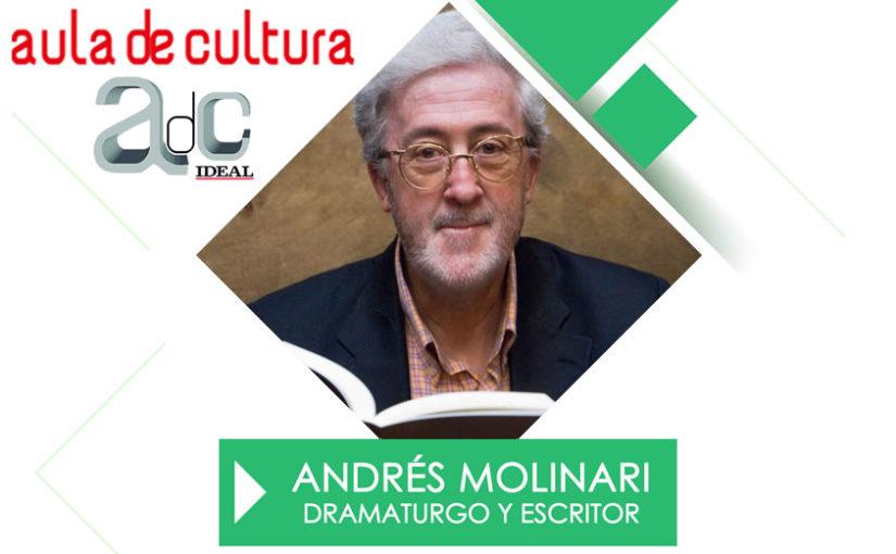 Aula de Cultura con Andrés Molinari