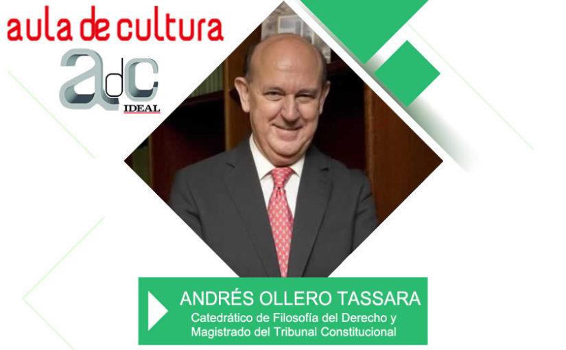 Aula de Cultura con Andrés Ollero Tassara