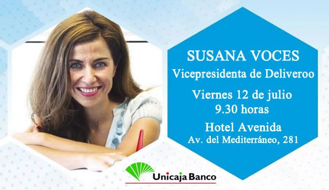 Desayuno con Susana Voces