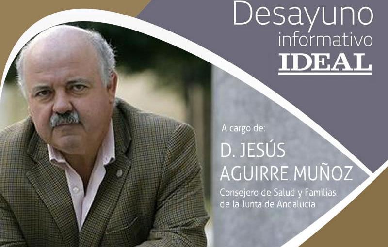 Desayuno con D. Jesús Aguirre Muñoz
